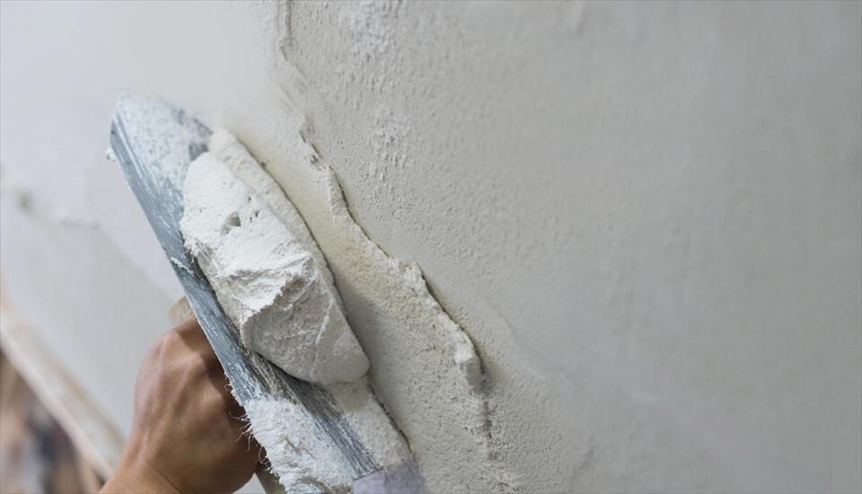 漆喰っていう塗壁①