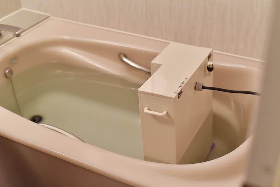 Panasonicの『オイルヴェール酸素美泡湯』入浴体験