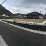 つつじが丘の土地 日当り最高!(商談中)