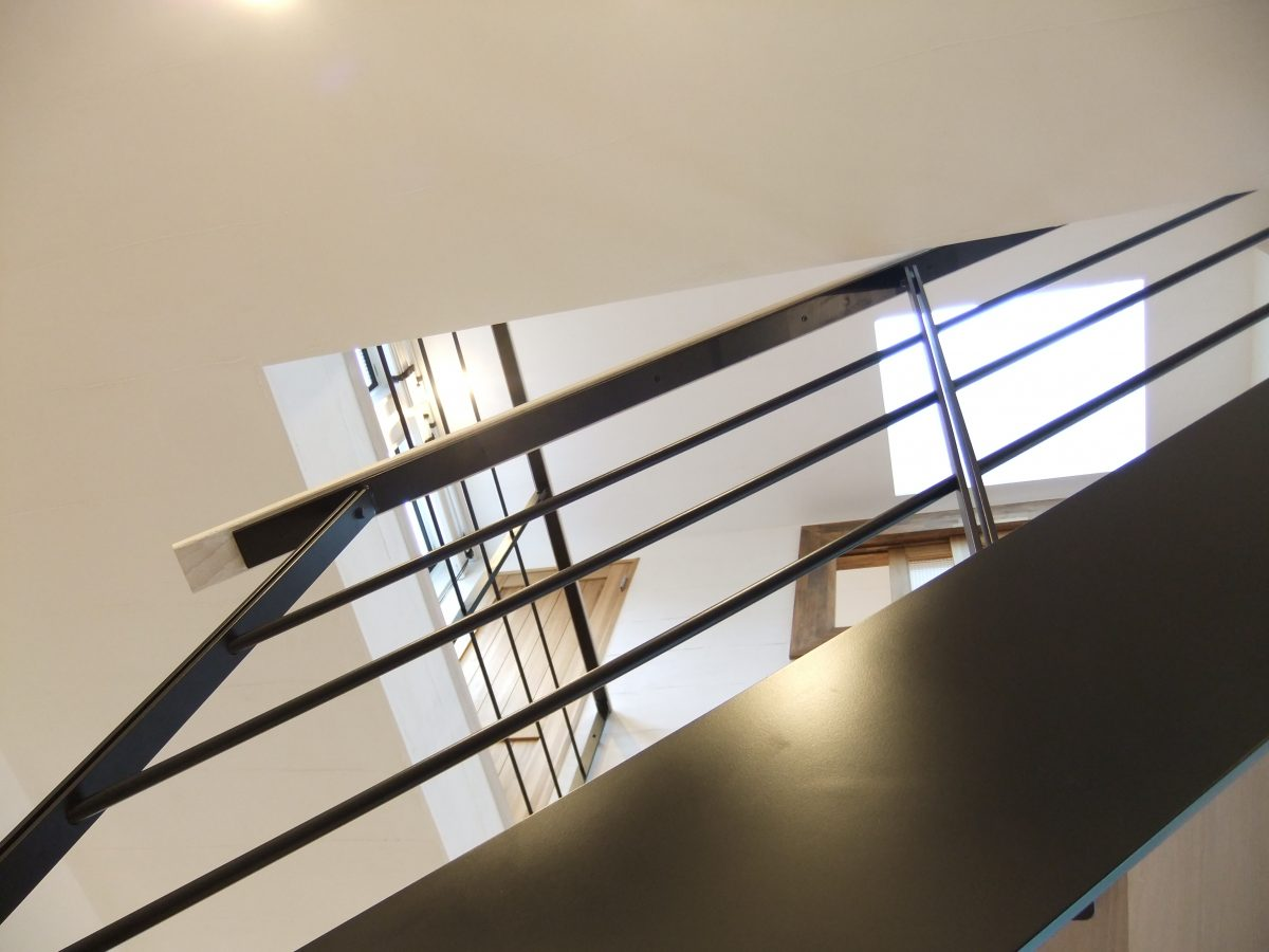 屋根から光の入口