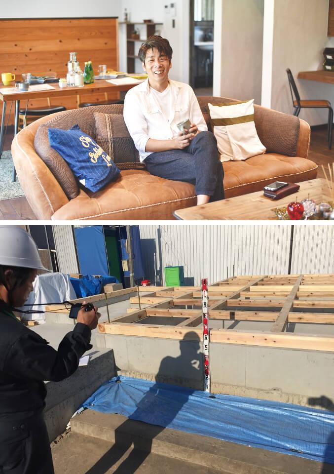 10回検査 ③土台据付施工後床下地材施工前検査について。。。